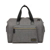 Colorland Large Gray Baby changing Bags With Free Baby Changing Mat - babita.co.uk