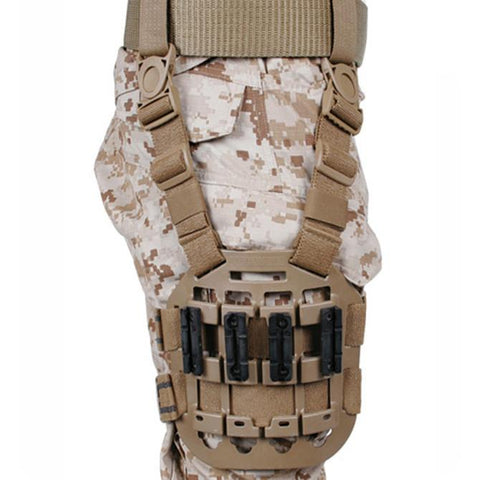 Tactical Holster Platform (Four Accessory Rails)