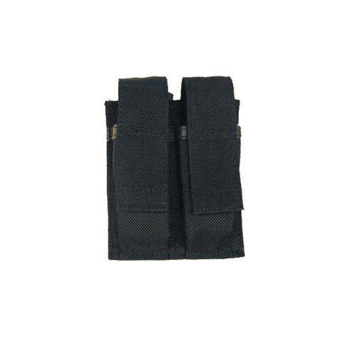 Belt Mounted Double Mag Pouch