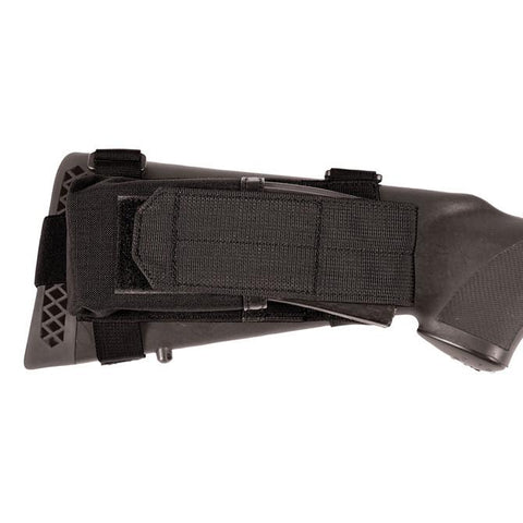 Buttstock Mag Pouch W- Adjustable Lid