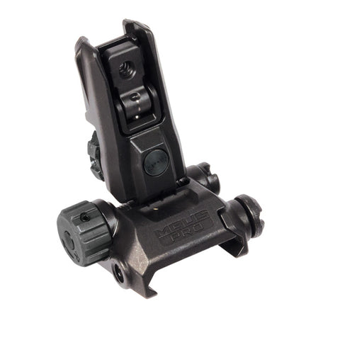 MBUS® Pro LR Adjustable Sight - Rear
