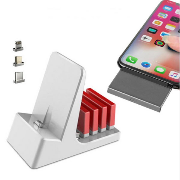 Portable Magnetic Power Bank Charger