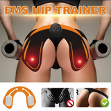 Muscle Vibrating Exercise Hip Trainer