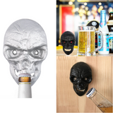 Skull Wall Mounted Beer Opener