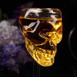 HOT Skull Head Glass Drinking Party 75ml