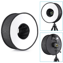 Speedlite Flash Ring Diffuser Softbox