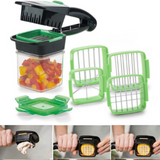 Multifunctional Fruit Vegetable Cutter Set