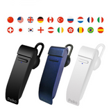 Wireless Language Translator Earphone