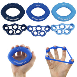 Ring Silicone Finger Hands Training