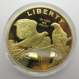 New American Eagle Gold Liberty Coin