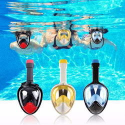 HOT SALE Anti Fog Diving Mask Snorkel Swimming Training