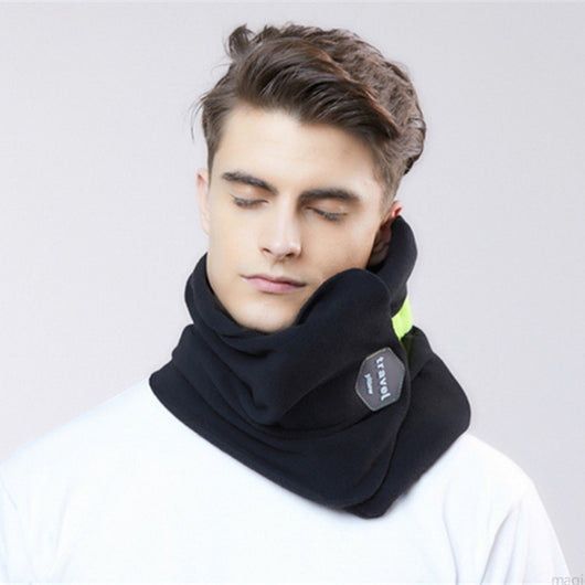 HOT SALE New Inflatable Neck Pillow Support For Travelling