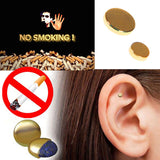 New Magnet Quit Smoking Acupressure Patch