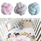 2017 Baby Knot Ball Pillow