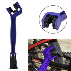 (Hot) New Bicycle Chain Brush Cleaner Scrubber Tool