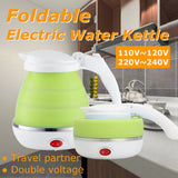 Foldable Silicone Electric Kettle