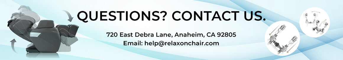 Relaxonchair Questions, Relaxonchair Contact Us