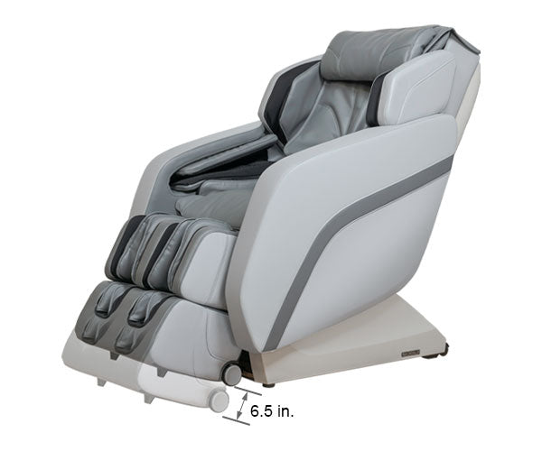 Relaxonchair MK-V Gray Dimension Foot Extension