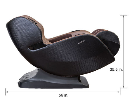 Relaxonchair RIO Dimension Reclined