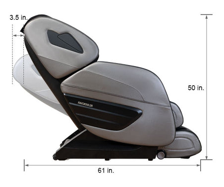 Relaxonchair ION-3D Dimension Upright