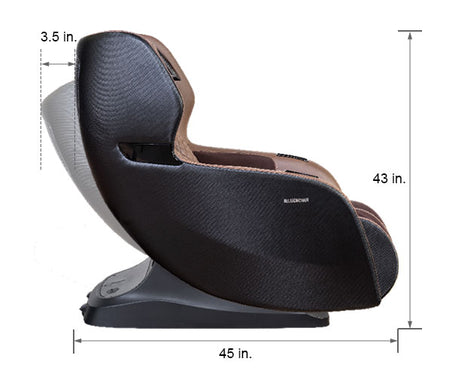 Relaxonchair RIO Dimension Upright