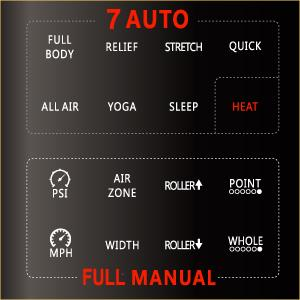 Auto & Full Manual Programs