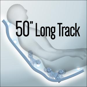 MK-Classic,2nd Generation Contoured 50inch Long L Track