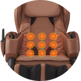 Relaxonchair MK-IV Massage Chair Built-in Heating System