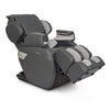MK-II Plus Massage Chair Charcoal - Half-Side View