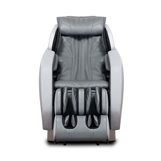 MK-V Plus Massage Chair Gray - Front View