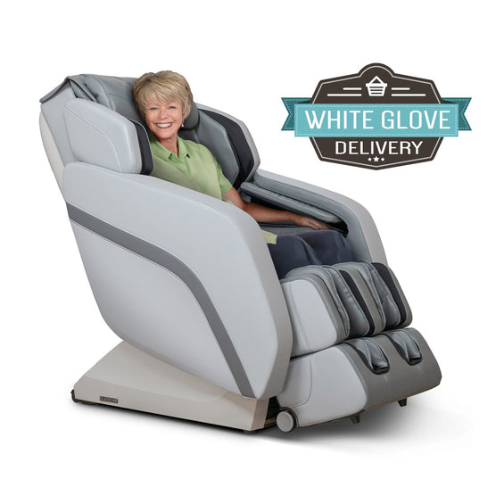 MK-V Plus Massage Chair Gray - White Glove Delivery