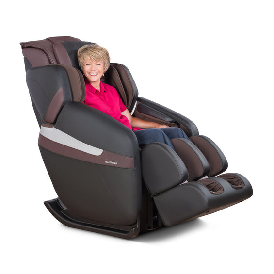 Massage Chair, Relaxonchair MK-Classic Full Body Massage Chair (Brown)