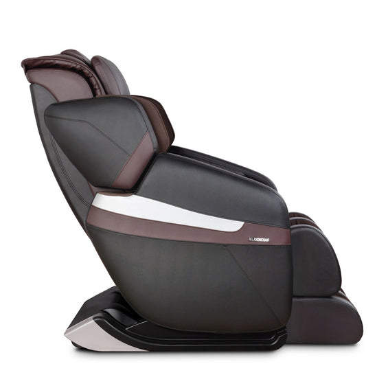 MK-Classic Massage Chair Brown - Side View 3