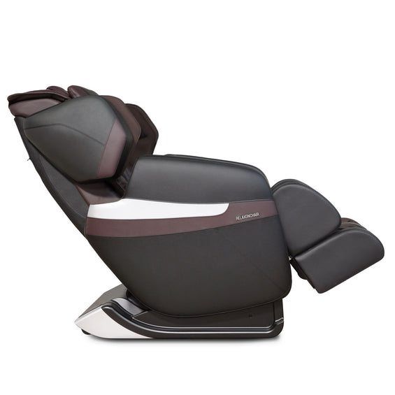 MK-Classic Massage Chair Brown - Side View