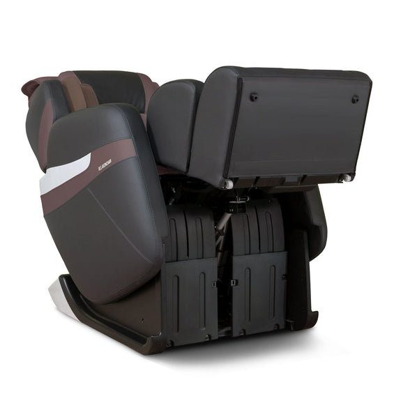 MK-Classic Massage Chair Brown - Zero Gravity Front Side