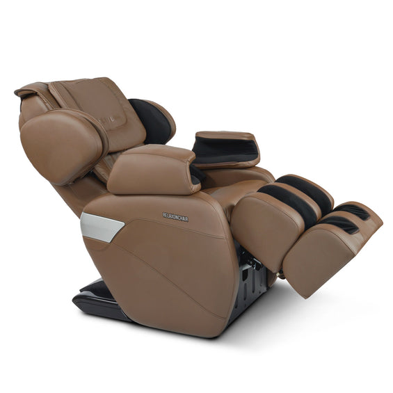 MK-II Plus Massage Chair Chocolate - Side View 2