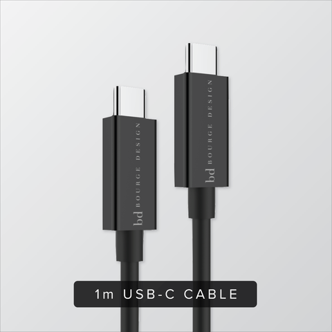 Bourge Design Store Tech 1m USB-C Cable