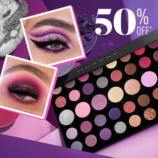 50% off 39S Such a Gem Artistry Palette.*