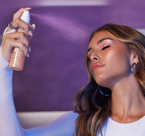 MADISON BEER LUMINOUS SETTING SPRAY - LOCK DOWN