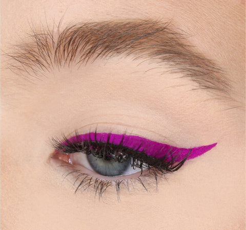 HYDRA FX & LINER - GRAPE SODA ON MODEL