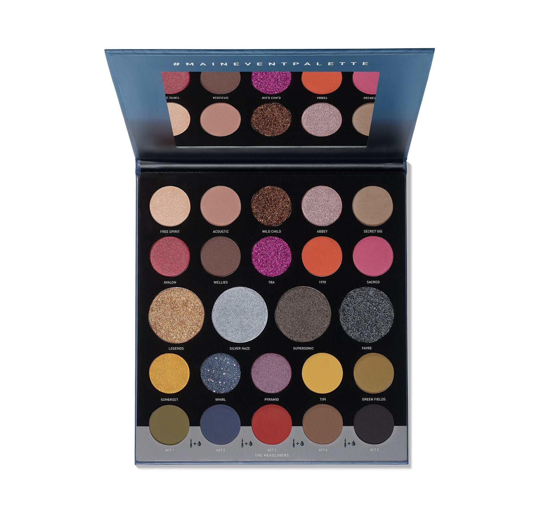 24M MAIN EVENT ARTISTRY PALETTE, view larger image