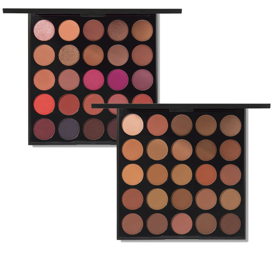 25C HEY GIRL HEY & 25D OH BOY ARTISTRY PALETTE BUNDLE