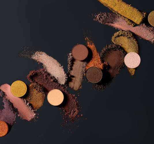 35R READY, SET, GOLD ARTISTRY PALETTE TEXTURE