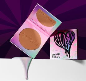 MORPHE X AVANI GREGG BAECATION LUMINOUS BRONZER - HAWAII