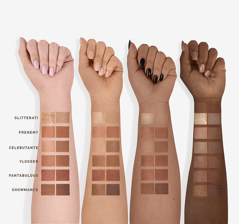 BRONTOUR - CELEBUTANTE ARM SWATCHES