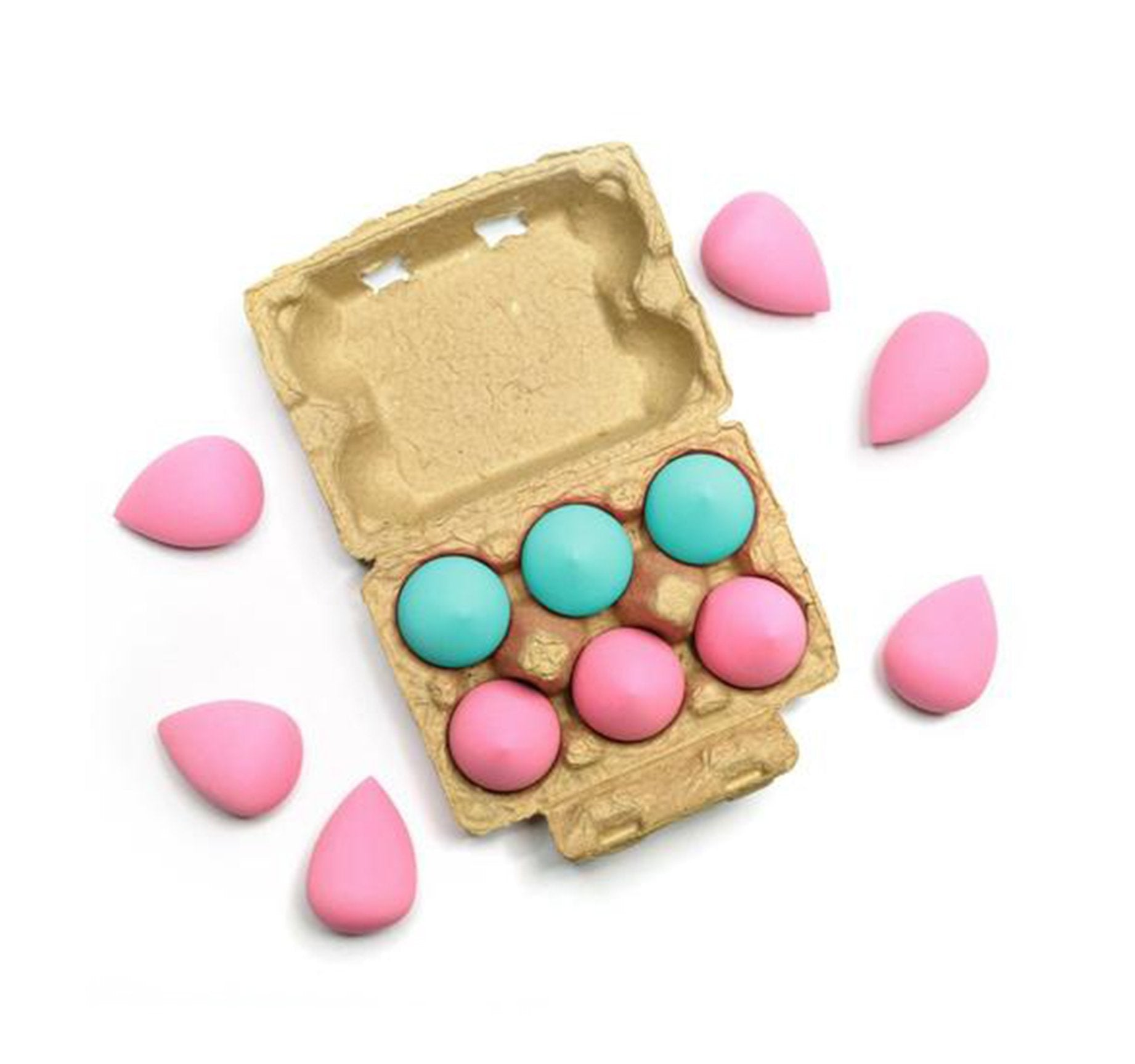 BLENDING EGGS BEAUTY SPONGE