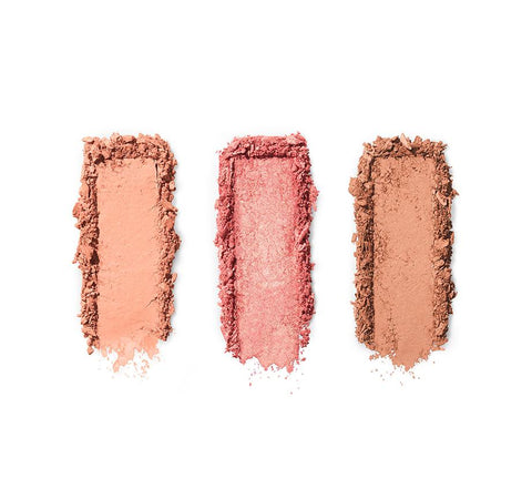 BLUSHING BABES - POP OF CORAL TEXTURE