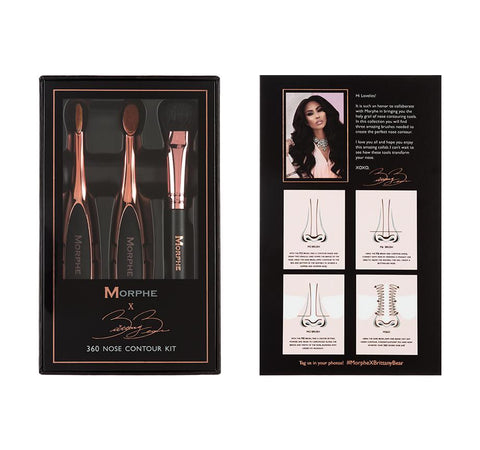 360 NOSE CONTOUR COLLECTION PACKAGING