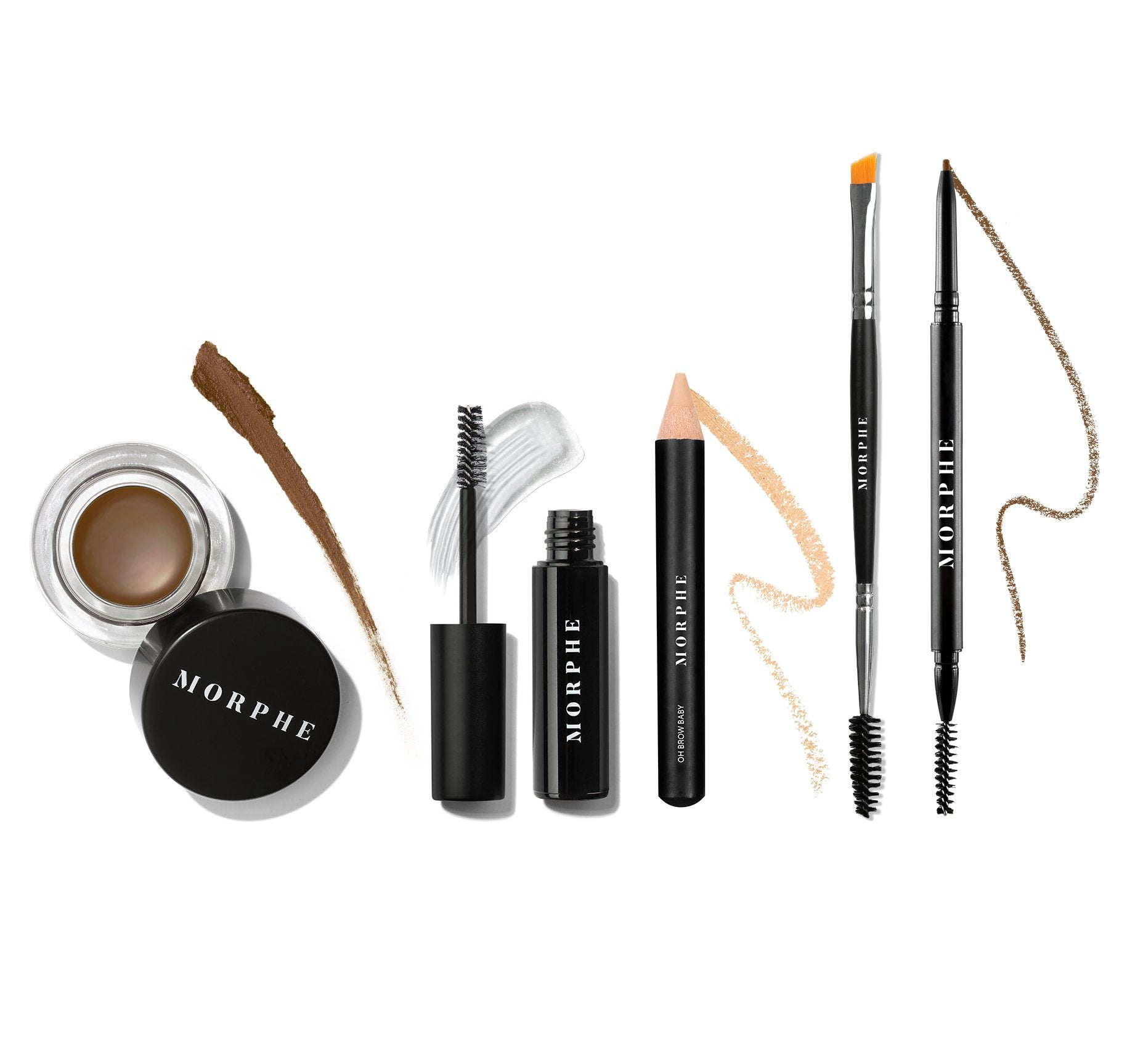 ARCH OBSESSIONS BROW KIT - HAZELNUT, view larger image