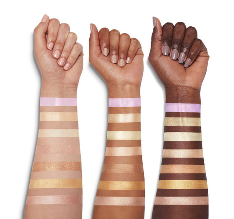 HIGHLIGHTER - LIT ARM SWATCHES